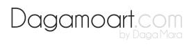dagamoart logo